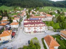 Зелено училище в с.Равногор
