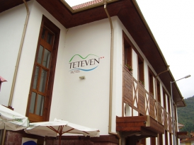 Зелено училище в Тетевен