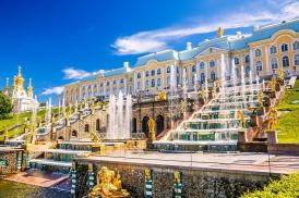 Белите нощи на Санкт Петербург