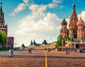 Екскурзия до Москва - с полет от Бургас