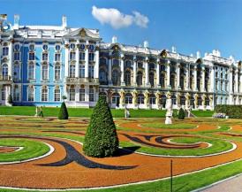 Приказният Санкт Петербург